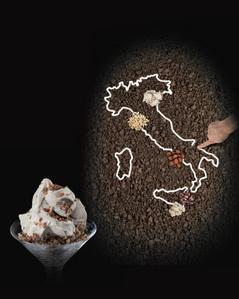 Opera Italiana italiaans noten ijs